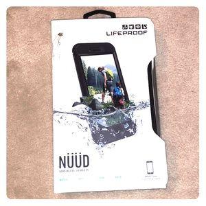 iPhone 7 Plus NÜÜD LifeProof Case